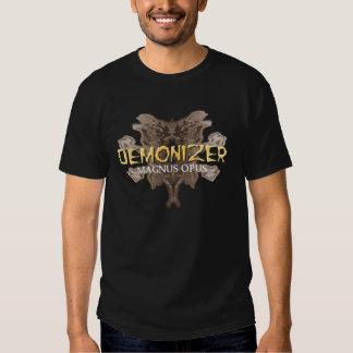 Logotipo de Demonizer/camiseta del álbum - Camiseta