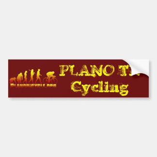 Logotipo de Firestarter de la asociación de la bic Pegatina Para Coche