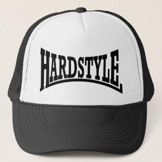 Logotipo de Hardstyle Gorra De Camionero