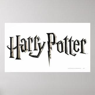 Logotipo de Harry Potter Póster