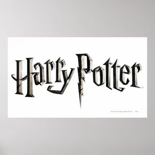 Logotipo de Harry Potter Posters