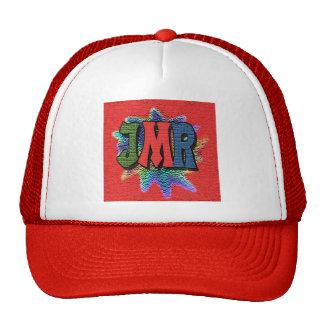 Logotipo de JMR Gorros Bordados