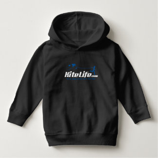 Logotipo de KiteLife - sudadera con capucha del