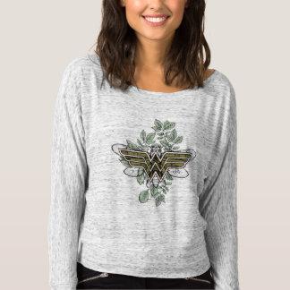 Logotipo de la abeja reina de la Mujer Maravilla Camiseta
