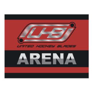 Logotipo de la arena de UHB Postal