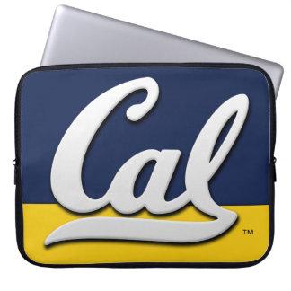 Logotipo de la caloría funda para portátil