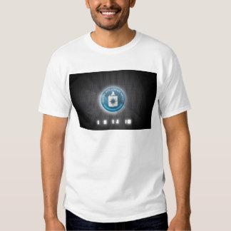 ¡LOGOTIPO de la Cia - muestre su ayuda! Camiseta
