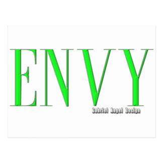 Logotipo de la envidia postal
