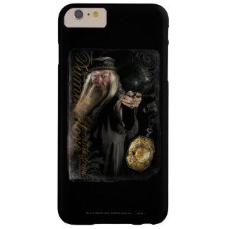Logotipo de la escritura de Dumbledore Funda Para iPhone 6 Plus Barely There