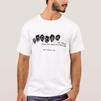 Logotipo de la huella dactilar de TODCRA Camiseta