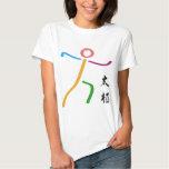 Logotipo de la ji del Tai Camiseta