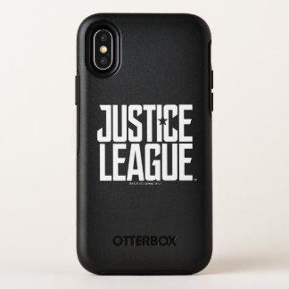 Logotipo de la liga de justicia de la liga de