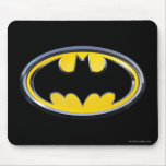 Logotipo de la obra clásica de Batman Alfombrillas De Ratones