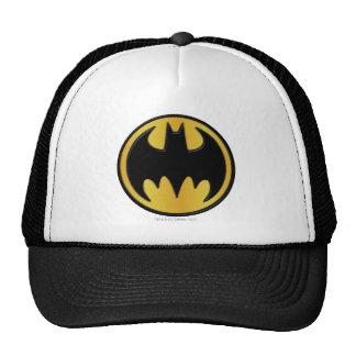 Logotipo de la obra clásica de Batman Gorros