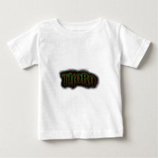 Logotipo de la original de la ESPINA Camiseta De Bebé