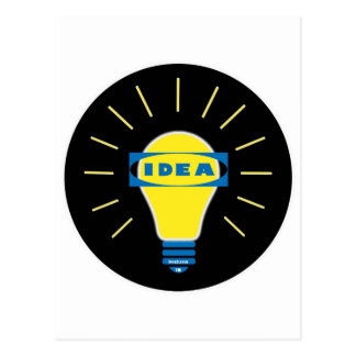 Logotipo de la parodia de la idea de Brigth Postal