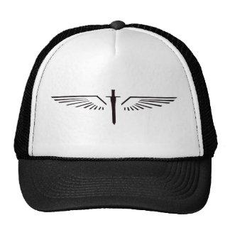 Logotipo de las producciones del arcángel gorra