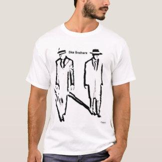 Logotipo de los hermanos de Ska para el camisetas