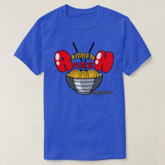 Logotipo de los Ramen de Kamen Camiseta