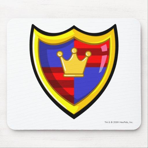 Logotipo de Meridell del equipo Alfombrillas De Ratones