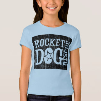 Logotipo de RDR (negro del vintage) Camiseta