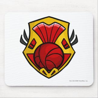 Logotipo de Shenkuu del equipo Alfombrilla De Ratón