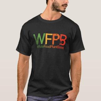 Logotipo de WFPB - camiseta oscura