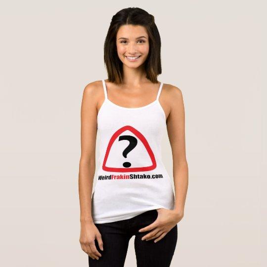 Logotipo de WFS - camisa del tirante de espagueti