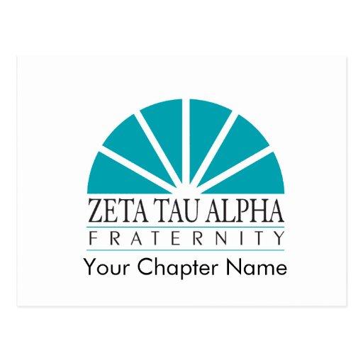 Logotipo de ZTA Tarjetas Postales