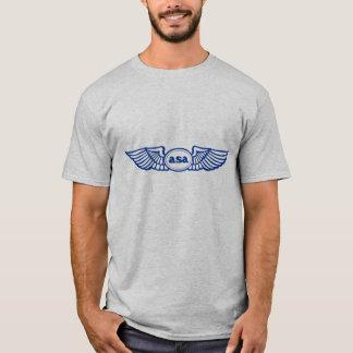 Logotipo del ASA Blue Wings Camiseta