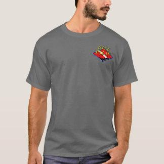 Logotipo del bolsillo de la camisa de Palau de la