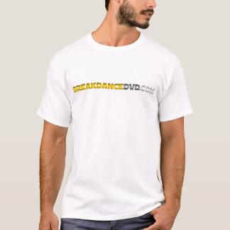 Logotipo del estándar del DVD de Breakdance Camiseta