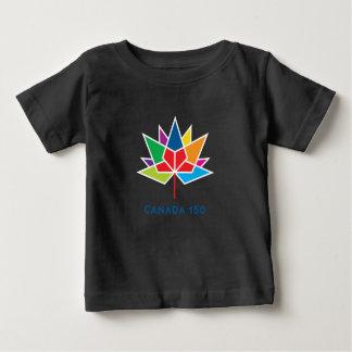 Logotipo del funcionario de Canadá 150 - Camiseta De Bebé