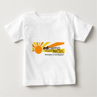 Logotipo del funcionario de Edcamp Phoenix 2014 Camiseta De Bebé