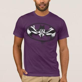 Logotipo del goteo de Batman Camiseta
