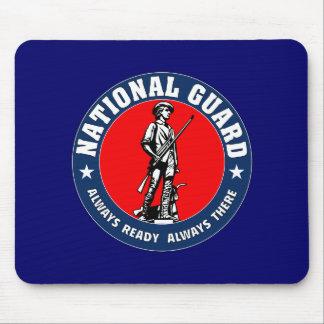 Logotipo del Guardia Nacional del ejército Alfombrilla De Ratón