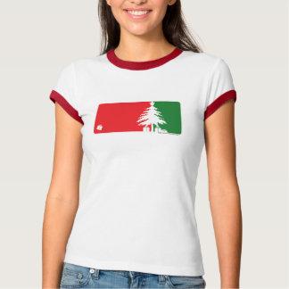 Logotipo del MVP del árbol de navidad Camiseta