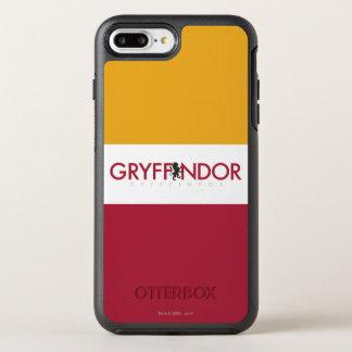 Logotipo del orgullo de la casa de Harry Potter el Funda OtterBox Symmetry Para iPhone 7 Plus