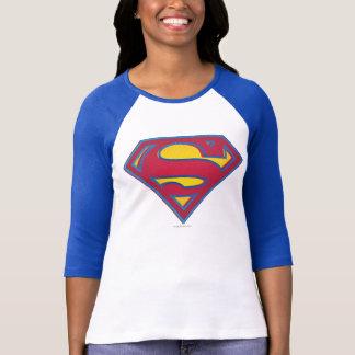 Logotipo del punto del superhombre camiseta
