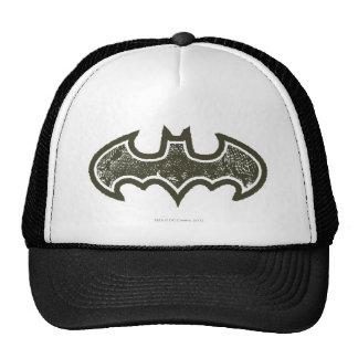 Logotipo del símbolo el | Nouveau de Batman Gorro De Camionero