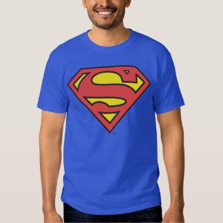 Logotipo del superhombre camiseta