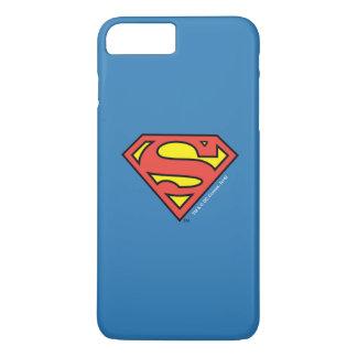 Logotipo del superhombre del S-Escudo el   del Funda Para iPhone 8 Plus/7 Plus