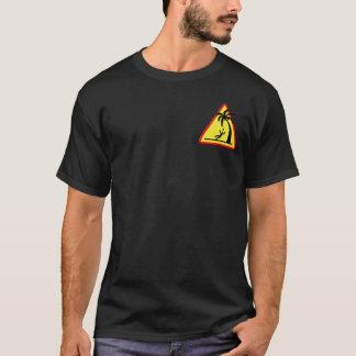 Logotipo del superviviente 2 del coco - la camisa