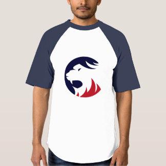 Logotipo del tigre camiseta
