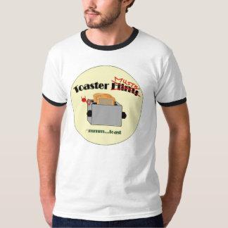 logotipo del toastermusik camisetas