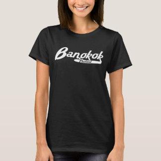 Logotipo del vintage de Bangkok Tailandia Camiseta