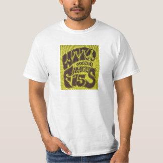 Logotipo famoso de 15 encuestas sobre 1970 WTTO Camisas