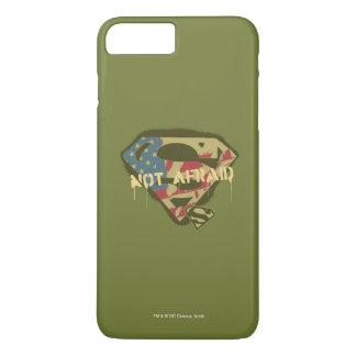 Logotipo no asustado del S-Escudo el | del Funda iPhone 7 Plus