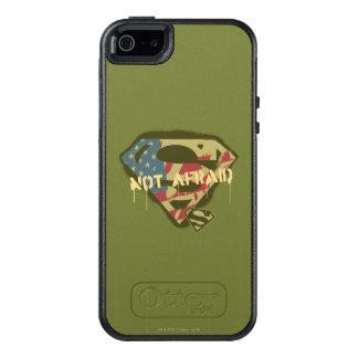 Logotipo no asustado del S-Escudo el | del Funda Otterbox Para iPhone 5/5s/SE