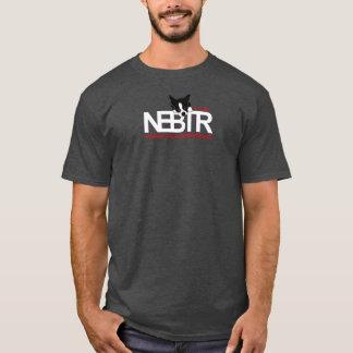 Logotipo oscuro de la camisa de NEBTR